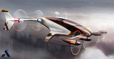 Forget flying cars and get ready for air taxis