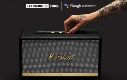 Marshall Stanmore II and Acton II Voice speakers get Google Assistant
