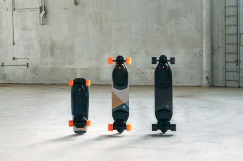 Boosted's first short electric skateboard starts at $749