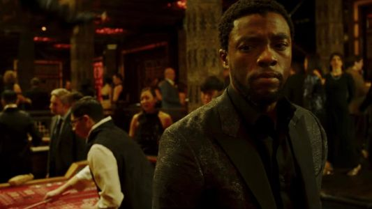 BLACK PANTHER Director Ryan Coogler Breaks Down That Cool Casino Fight Sequence