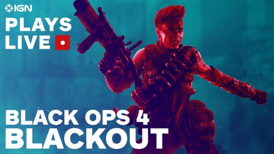 We're Dropping into Black Ops 4: Blackout Tomorrow