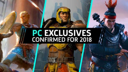 The 21 Biggest PC Game Exclusives Confirmed For 2018: Quake Champions, Pillars Of Eternity 2