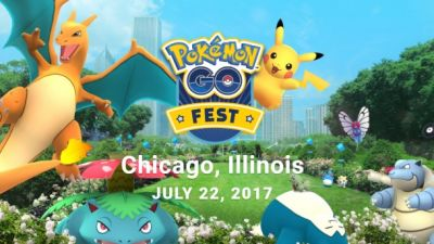 Tickets To Pokémon GO Fest Sold Out In Under 30 Minutes