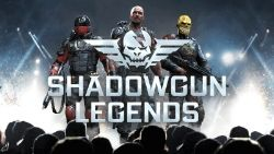 Shadowgun Legends' latest War Room stream shows off its Skill system and black hole bombs