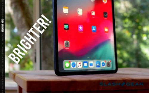 IPad mini-LED leaks begin anew with 2020 photos