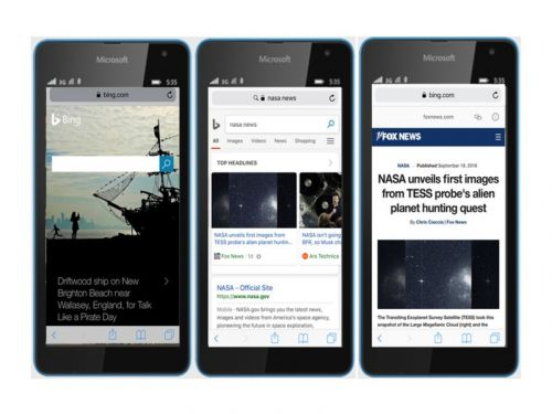 Bing brings speedy AMP results to mobile web searches