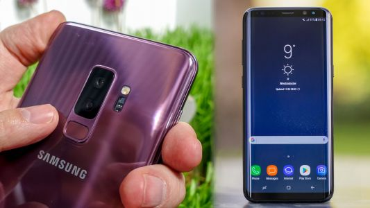 Samsung Galaxy S9 Plus vs Samsung Galaxy S8 Plus