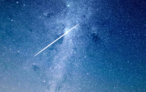 Artificial on-demand meteor showers may dazzle future skies