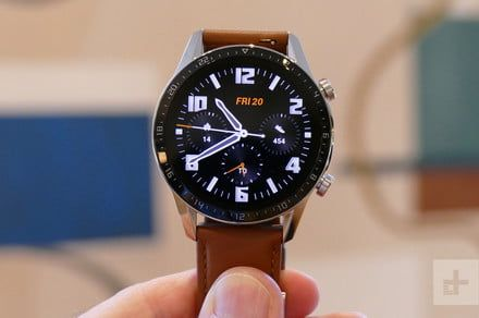Huawei Watch GT2 hands-on review: A classy smartwatch held back by its software