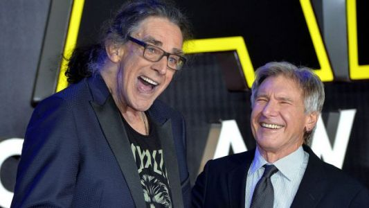 Harrison Ford Pays Tribute to 'Star Wars' Co-Star and Chewbacca Actor Peter Mayhew