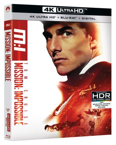 Tom Cruise 'Mission: Impossible' Movies Headed to 4K Ultra HD Blu-ray
