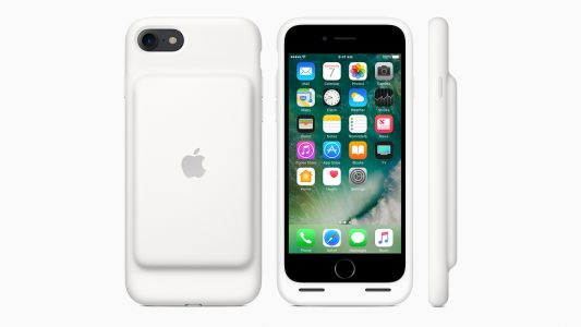This could be the new Apple Smart Battery Case