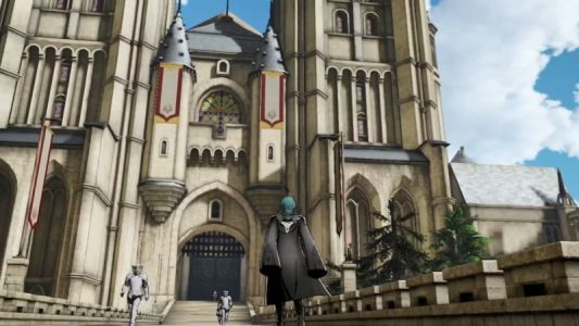 Fire Emblem Three Houses For Switch Gets A Gameplay Trailer
