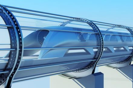Hyperloop Transportation Technologies could soon be running a Cleveland to Chicago route
