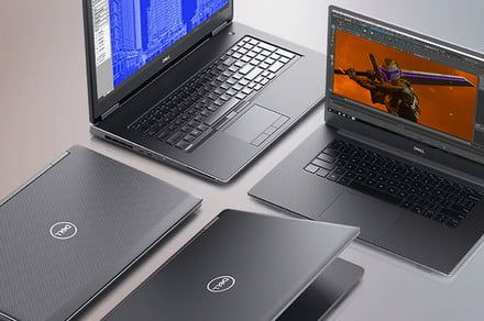 Dell has a new Developer Edition mobile workstation with Ubuntu, three more soon