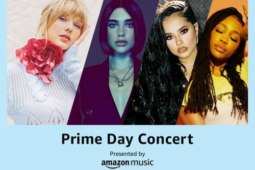 How to get Taylor Swift's Prime Day concert on demand