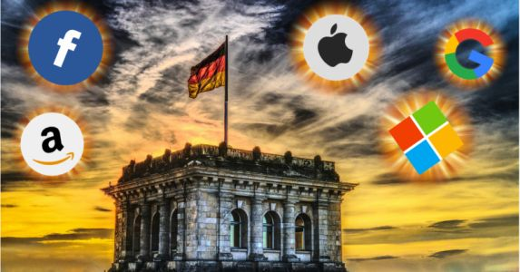 Germany wants a global 'minimum tax' for tech giants' revenue