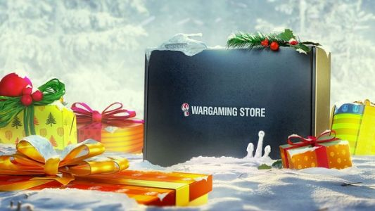 Treat Commanders with World of Tanks Gift Boxes