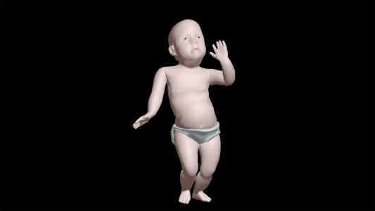 Dancing Baby in HD is the ultimate '90s revival