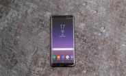 New Samsung Galaxy Note8 update on T-Mobile brings roaming bug fix, November patch