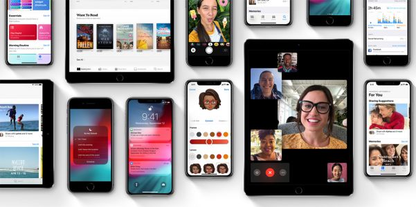 Apple releases iOS 12 and watchOS 5 updates
