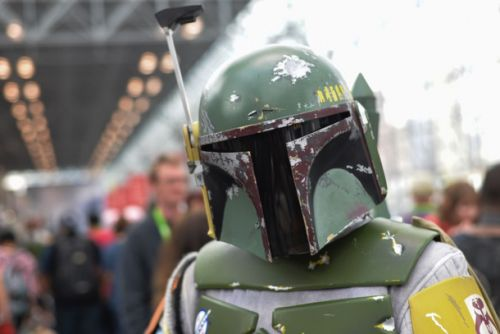 That Boba Fett movie we've been waiting for is finally happening