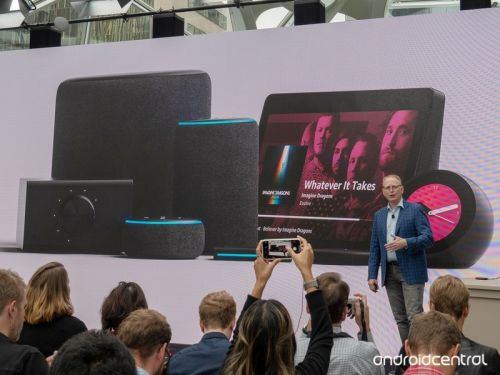 Here's everything Amazon announced today at its new devices event