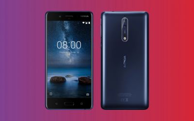 Clear Nokia 8 picture leaked, unclear path forward
