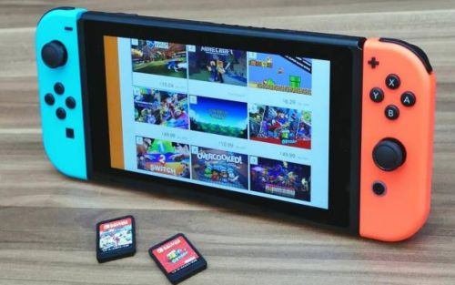 New Nintendo Switch model releases next month with one key change