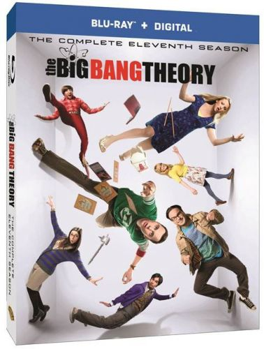 'The Big Bang Theory' Season 11 Blu-ray and DVD Release Date and Details