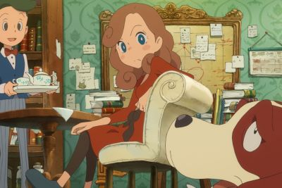 The wonderful mystery series Professor Layton makes a mostly seamless transition to mobile