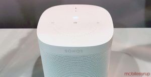 Sonos to update Sonos One, Play:5 and Playbase to support AirPlay 2