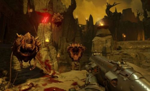 'Doom' Gets Release Date for Nintendo Switch