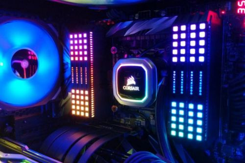 RGB fans, rejoice: Corsair's new Capellix LED technology is about to change everything