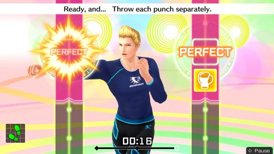 Fitness Boxing for Nintendo Switch could be the personal trainer you've been waiting for
