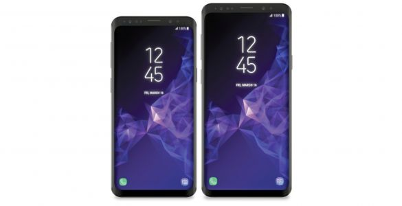 Leaked Galaxy S9 render shows a modest design update