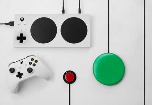 Microsoft announces Xbox Adaptive Controller to bring accessible gaming to all