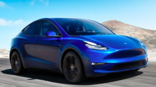 Elon Musk Unveils New Tesla Model Y Vehicle Coming in 2020