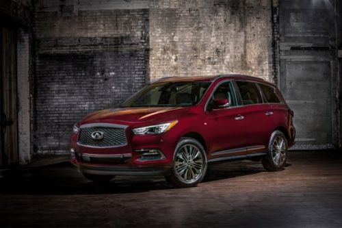 Infiniti 2019 QX60 Limited and QX80 Limited get luxe SUV makeovers