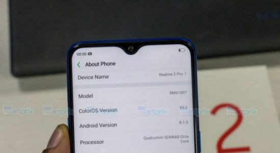 Realme 2 Pro surfaces on Geekbench days ahead of launch