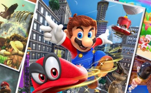 Switch owners can now leave game reviews on Nintendo's website