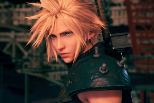 Final Fantasy VII Remake's new trailer is all about Cloud