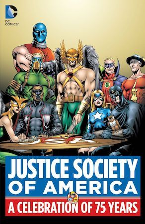 The Wednesday Club's Comic Picks: The Justice Society of America