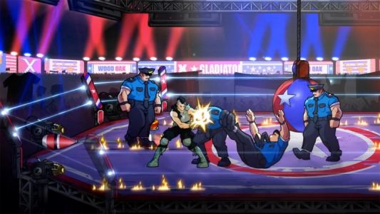 Streets Of Rage 4's Mr X. Nightmare DLC Adds New Fighters, A Survival Mode, And More