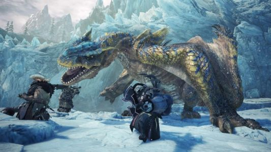 Monster Hunter World: Iceborne Beta Coming To PS4 On Friday