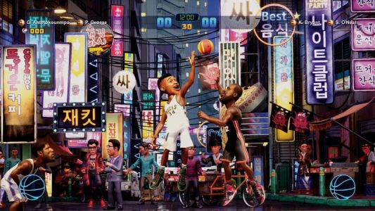 NBA 2K Playgrounds 2 builds on classic arcade-style basketball