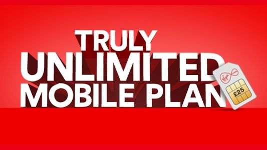 Virgin Mobile now offers 'Truly Unlimited' data deals to existing broadband customers