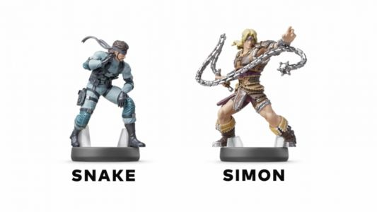 New Slate Of Smash Bros. Ultimate Amiibo Announced During Switch Direct