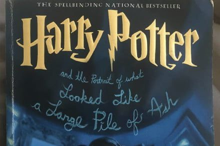 A.I. reads the Harry Potter series, then writes some absurd fan fiction
