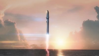 Elon Musk hints at changes to SpaceX's Mars rocket